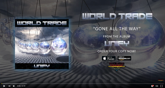 World Trade - Official Audio on Line: 'Gone All The Way'