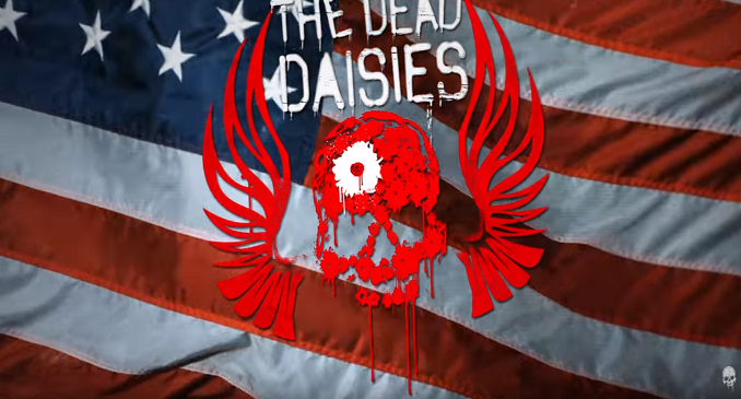 The Dead Daisies - Video on Line: 'We're an American Band'