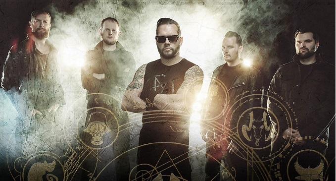 Diablo Blvd - Nuovo Album a Settembre. Pronti due Video: 'Animal' e 'Sing From The Gallows'