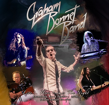 Graham Bonnet Band - Live...Here Comes the Night