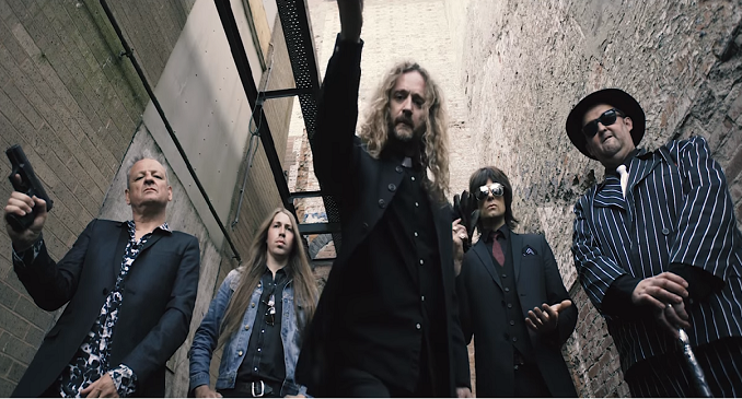 Wayward Sons - Pronto il Debut Album 'Ghosts Of Yet To Come' e Video on Line: 'Alive'