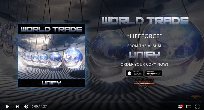 World Trade - Official Audio on Line: 'Lifeforce'