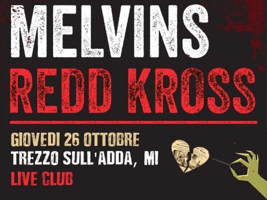 THE MELVINS:  Il nuovo album e unica data italiana ad Ottobre!