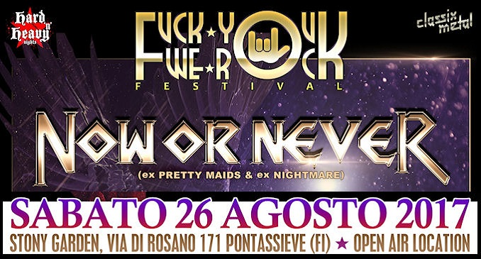 Fuck you we rock festival - 26 Agosto