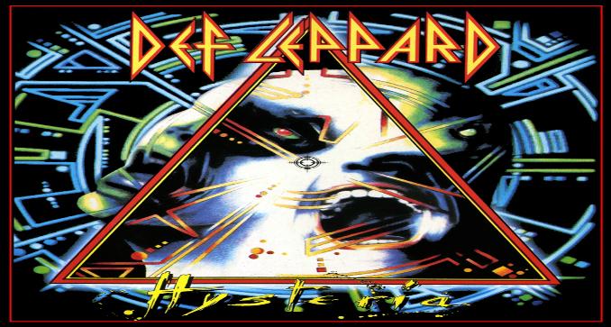 Def Leppard: Hysteria...il grande capolavoro