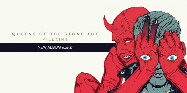 "QUEENS OF THE STONE AGE - Ascolta il nuovo singolo ""The Evil Has Landed"""