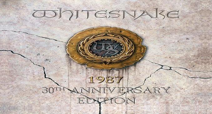 Whitesnake: nuova edizione per 1987