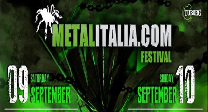 Metalitalia Festival, Day 2 -Live Club Trezzo sull'Adda