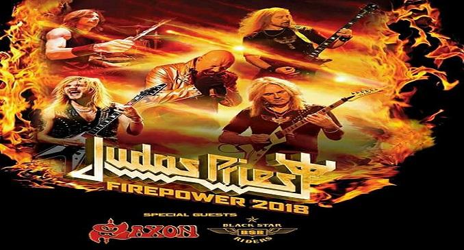 Judas Priest: nuovo album e tour nel 2018