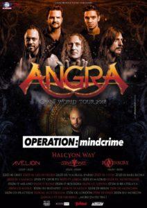 Angra - Operation: Mindcrime @ Orion - Ciampino (RM) | Ciampino | Lazio | Italia