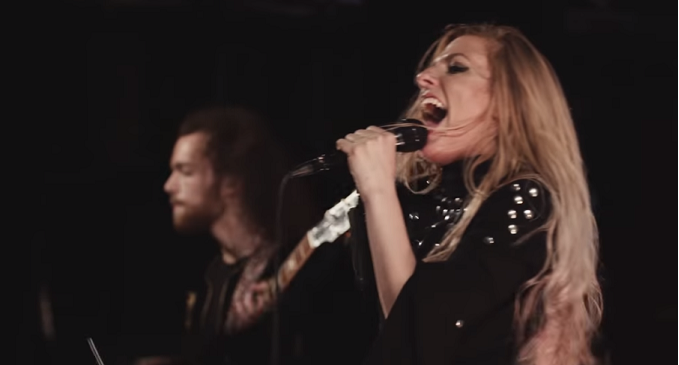 Blues Pills - Nuovo Video dal DVD/Blue Ray 'Lady In Gold Live In Paris': 'Bliss'