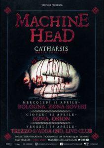 Machine Head @ Orion - Ciampino (RM) | Ciampino | Lazio | Italia