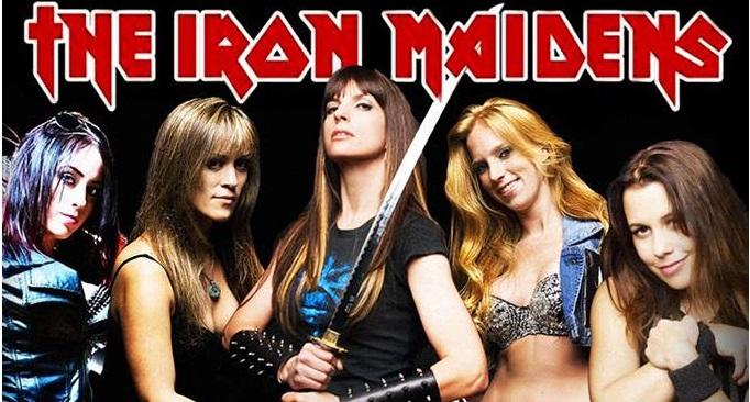 The Iron Maidens - A Novembre Data Milanese