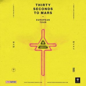 Thirty Seconds to Mars @ Palalottomatica - Roma | Roma | Lazio | Italia
