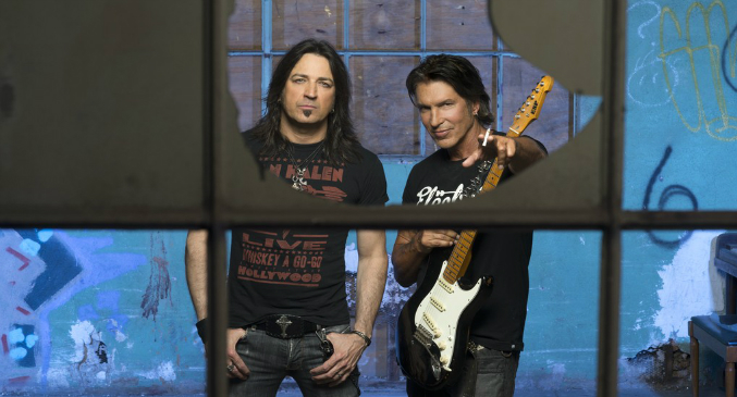 Sweet & Lynch: EPK di 'Unified'