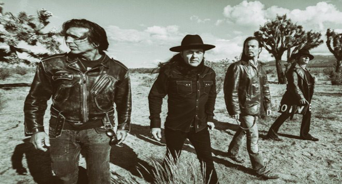 Lynch Mob: 'Miles Away' video online