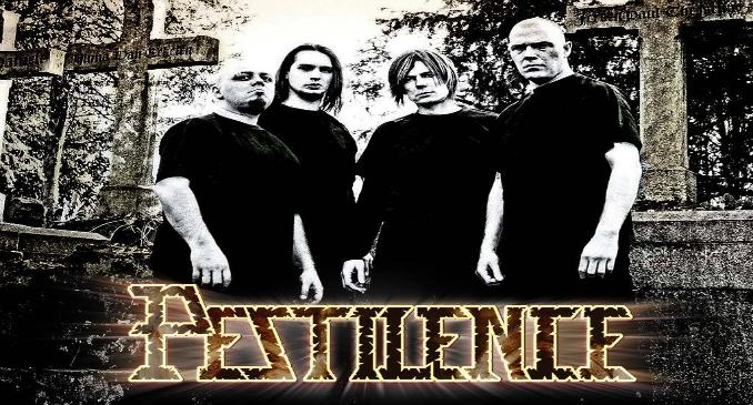 Pestilence: copertina del nuovo album