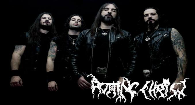 Rotting Christ: tour europeo con una data in Italia