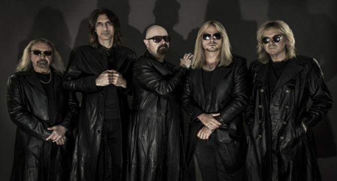 Judas Priest: copertina del nuovo disco