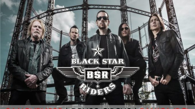 Black Star Riders: annullata la data al Colony
