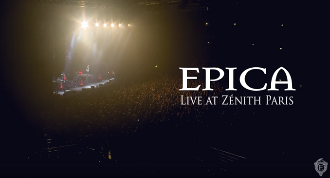 Epica - Live Video on Line: 'Consign To Oblivion'