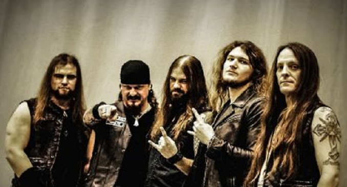 Iced Earth: le date del tour in Nord America