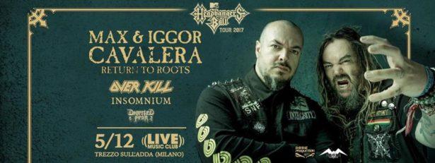 CAVALERA CONSPIRANCY - Igor Cavalera parla del nuovo album