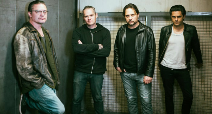 Dead Cross: 'Church Of The Motherfuckers' video online