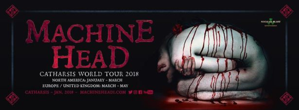 Machine Head - Video on Line: 'Now We Die'