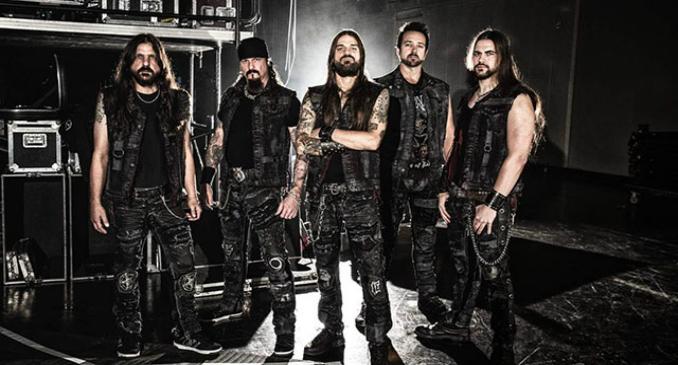 Iced Earth: il video di 'Black Flag'