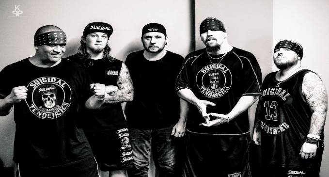Suicidal Tendencies: nuovo ep a marzo: 'Get Your Fight On!'
