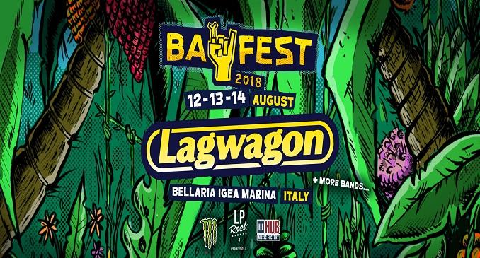 Bay Fest 2018 - La prima band ad essere annunciata: Lagwagon