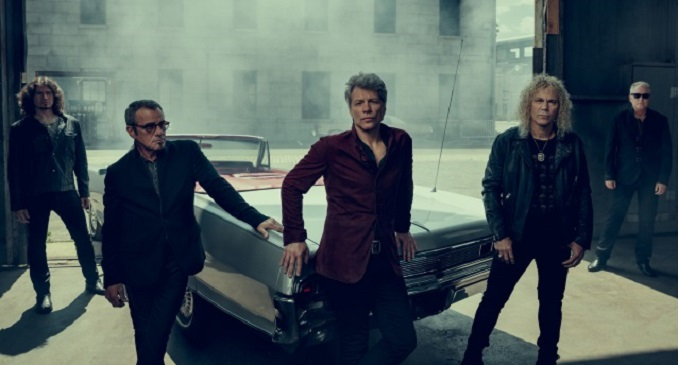 Bon Jovi - I fan vogliono la band nella Rock'n'Roll Hall of Fame
