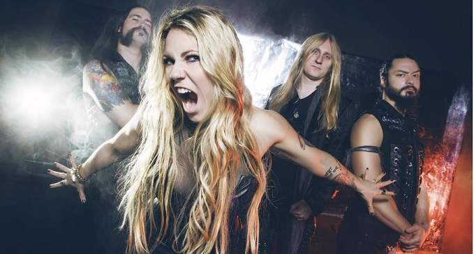 Kobra and the Lotus - Video on Line: 'Hell On Earth'