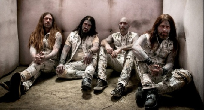 Machine Head - On Line il video 'Catharsis'
