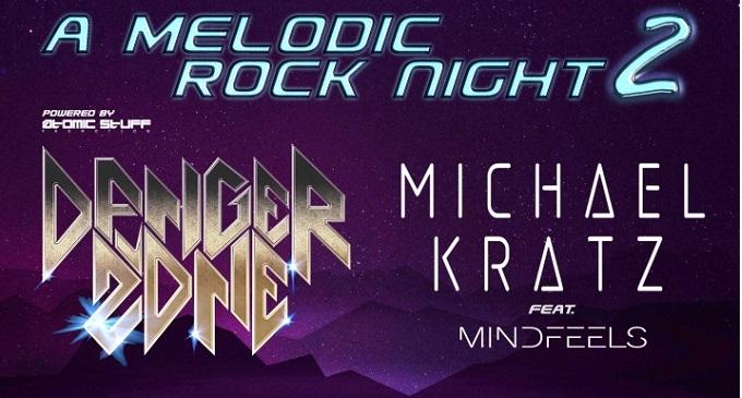 A Melodick Rock Night 2 - Info sui Biglietti