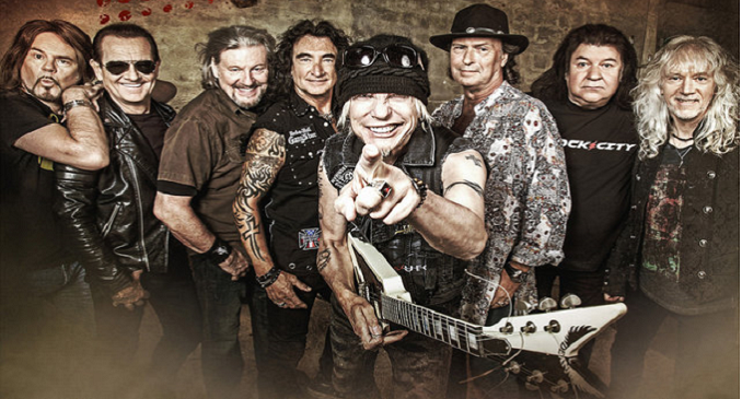 Michael Schenker - Secondo trailer su Michael Schenker Fest