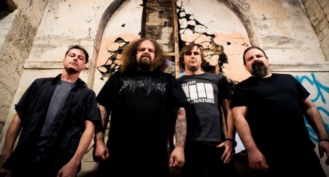 Napalm Death - Album di rarità e rumori vari a Marzo 2018