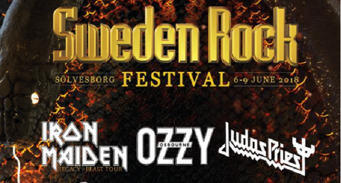 Sweden Rock Festival - I Biglietti a Ruba