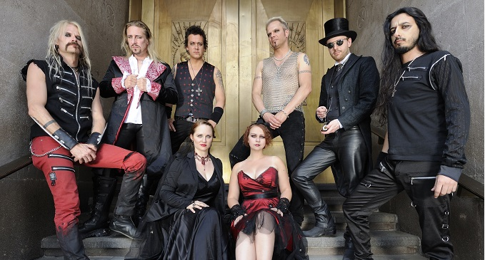 Therion - Nuovo Brano on Lone: 'Night Reborn'