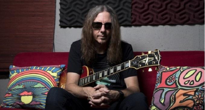 Ty Tabor - Nuovo Video on Line per il chitarrista dei KING'S X: 'Johnny Guitar'