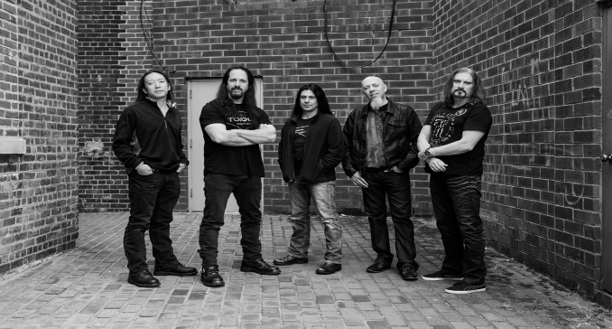 Dream Theater: nuovo album nel 2018