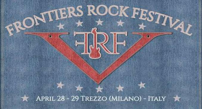 Frontiers Rock Festival V: le band della quinta edizione