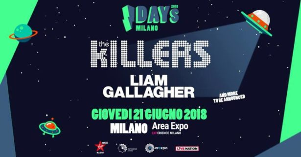 I-DAYS - Due nuove band annunciate
