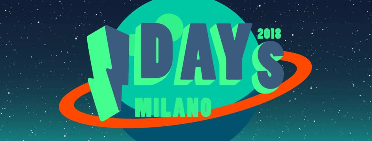 I-DAYS - Annunciate due grandi band internazionali