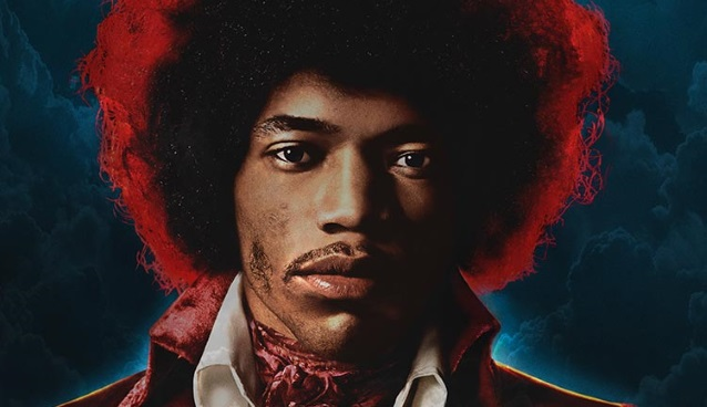 "JIMI HENDRIX - Il nuovo album ""Both Sides Of The Sky"""