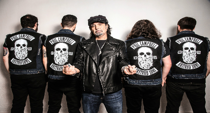 Phil Campbell And The Bastard Sons: 'Silver Machine' official video
