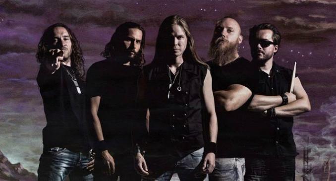 Savage Machine: tracklist e copertina di 'Abandon Earth'