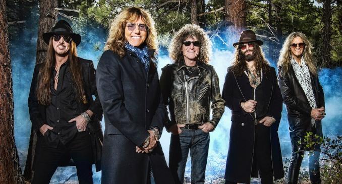 Whitesnake: indiscrezioni sul nuovo album