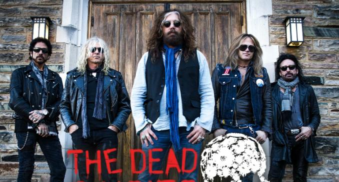 The Dead Daisies: tracklist e copertina del nuovo album 'Burn It Down'